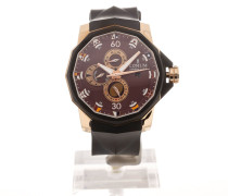 Admiral's Cup Tides 48 Automatic Brown Dial 277.931.91/0371 AG32
