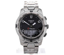 T-Touch II Gent Steel Black Dial T047.420.11.051.00