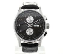 Jazzmaster Maestro 45 Black Chronograph H32766783
