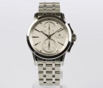 Pontos Silver Chronograph PT7538-SS001-130