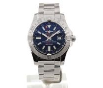 Avenger II 43 GMT Blue Dial A3239011/C872/170A