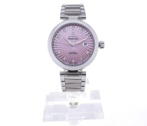Ladymatic 34 Chronometer Gemstone 425.30.34.20.57.001