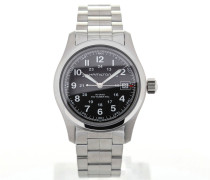 Khaki Field 38 Black Dial H70455133
