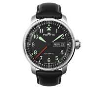Aviatis 41 Flieger Professional Day Date 704.21.11 L 01