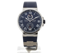 Marine 43 Automatic Blue Dial 1183-126-3/43