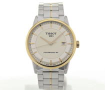 Luxury Automatic 41 Ivory Dial T086.407.22.261.00