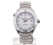 Seamaster Planet Ocean 40 Automatic White Dial 215.30.40.20.04.001