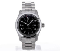 Khaki Field 42 Automatic Steel H70515137