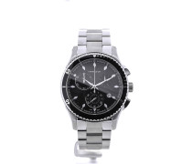 Seaview 44 Chronograph Black Dial H37512131