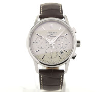 Heritage Chronograph 40 Leather L2.749.4.72.2