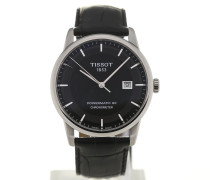 Luxury Automatic 41 Leather T086.408.16.051.00