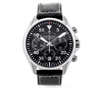 Khaki Aviation Pilot Chronograph 42 H64666735