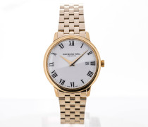 Toccata 39 Yellow Gold White Dial 5488-P-00300