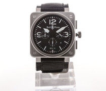 Aviation 46 Automatic Chronograph BR01-94-S