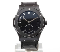 Classic Fusion 45 Power Reserve All Black L.E. 516.CM.1440.LR