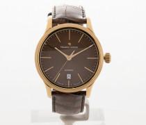 Les Classiques 38 Automatic Date LC6017-PVY01-730