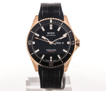 Ocean Star Captain 43 Day Date Black Dial M026.430.37.051.00