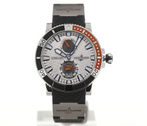 Marine Diver 45 Automatic Power Reserve Silver Dial 263-90-3/91
