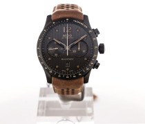 Multifort 44 Chronograph Brown Strap M025.627.36.061.10