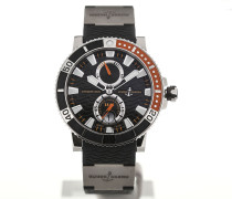 Marine Diver 45 Automatic Power Reserve Black Dial 263-90-3/92