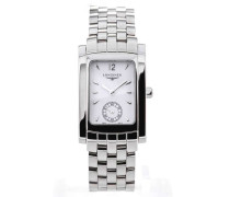 DolceVita Steel White Dial M Small Second L5.502.4.16.6