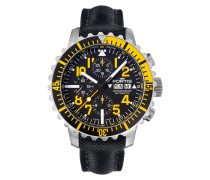 Aquatis 42 Marinemaster Yellow Chronograph 671.24.14 LP
