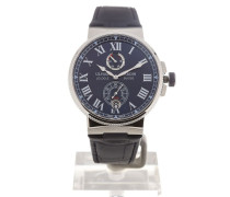 Marine 45 Chronometer Blue Dial 1183-122/43