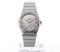 Constellation 35 Silver Dial 123.20.35.20.02.003