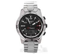 T-Touch II Titanium Black Dial T047.420.44.207.00
