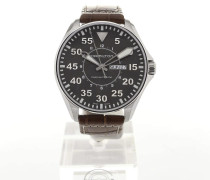 Khaki Aviation Pilot 46 Automatic Day Date H64715885