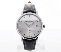 Toccata 39 Small Second Silver Dial 5484-STC-65001