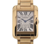 Tank Anglaise Small 30 Rose Gold W5310013