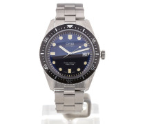 Divers Sixty-Five 42 Automatic Date Blue Dial 01 733 7720 4055-07 8 21 18