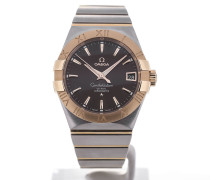 Constellation 38 Automatic Chronometer Dual Tone 123.20.38.21.13.001