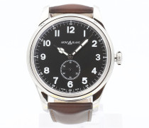 1858 Collection 47 Automatic Black Dial 115073