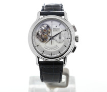 Chronomaster 40 Automatic Silver Dial 03.0240.4021/02.C495
