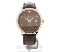 De Ville Prestige 40 Co-Axial Brown Dial 424.23.40.20.13.001