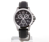 Conquest 36 Quartz Chronograph L3.379.4.56.3