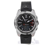 T-Touch Expert Rubber Black Dial T013.420.17.202.00