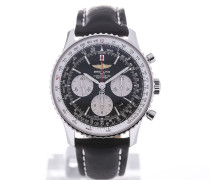Navitimer 43 Automatic Chronograph Leather AB012012/BB01/436X/A20D.1