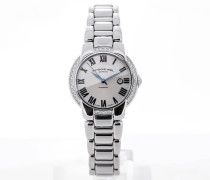 Jasmine Automatic Silver Dial 2629-STS-01659