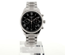 Master Collection 42 Chronograph L2.759.4.51.6