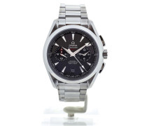 Seamaster Aqua Terra Co-Axial GMT Chronograph 231.10.43.52.06.001