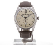 Vintage 41 Automatic Date BRV123-BEI-ST/SCA