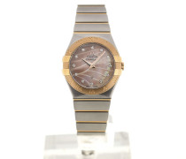 Constellation 27 Quartz Pink Dial 123.20.27.60.57.002