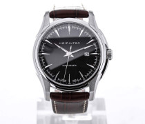 Jazzmaster Viewmatic 44 Black Dial H32715531