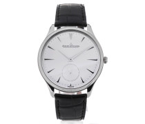 Master Ultra Thin Silver Dial 1278420