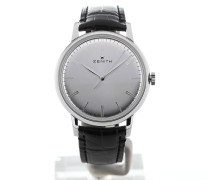 Elite 42 Automatic Silver Dial 03.1969.469/21.C490