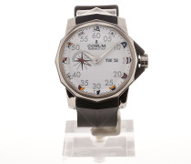 Admiral's Cup Competition 48 Day Date White Dial 947.931.04/0371 AA12