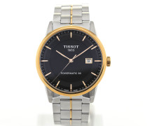 Luxury Automatic 41 Steel Rose Gold T086.407.22.051.00